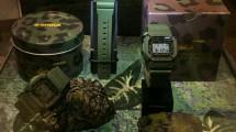 Kolaborasi G-Shock-SBTG