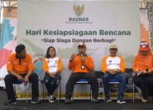 Baznas Gandeng BNPB Kampanye Siaga dengan Berbagi (Foto Dok Industry.co.id)