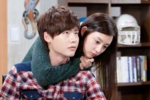 Lee Jong Suk and Kim Ji Won Unite (Photo Soompi)