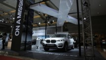 All New BMW X3 premium vehicle from mid-size sport activy vehicle (SAV) from BMW Indonesia can be ordered on the first day of Indonesia International Motor Show (IIMS) 2018.