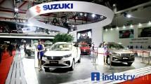 Both Suzuki at IIMS