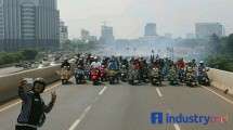 Indonesia Vespa Day 2018