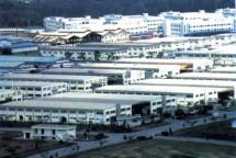 Illustration of Gandus Palembang Industrial Estate