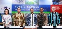 PT Nusantara Infrastructure Tbk (META) (Foto Abe)