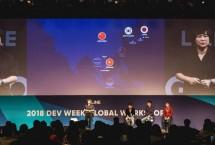 1.000 developers LINE Corporation dari seluruh dunia berkumpul di Seoul selama empat hari untuk mengikuti workshop di DEV WEEK 2018. (Dok Industry.co.id)