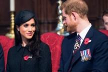 Prince Harry and Meghan Markle (Vanity Photo Fair)