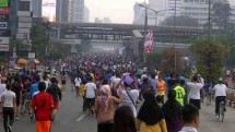Car Free Day (Foto Dok Industry.co.id)