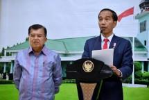 Presiden Jokowi dan Wapres JK (Foto Dok Industry.co.id)
