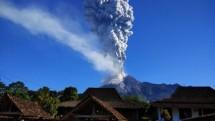 Gunung Merapi Sleman Yogyakarta (Foto Dok Industry.co.id)