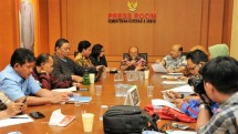 Deputy Production and Marketing Ministry of Cooperatives and SMEs, I Wayan Dipta
