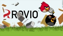 Game mobile Angry Birds, oleh Rovio Entertainment. (Source: CNN Money)