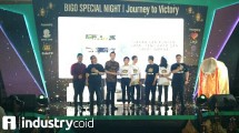 Cube TV Launch (Hariyanto / INDUSTRY.co.id)