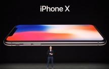 Ilustrasi iPhone X Apple (Foto Ist)