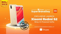 Super Brand Day Shopee, Official store Xiaomi