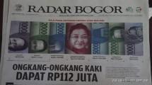 Ini Koran penyebab kantor Radar Bogor digeruduk