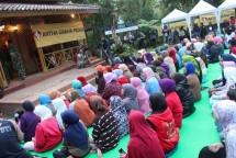 Acara buka bersama AG Peduli dengan masyarakat Citarum
