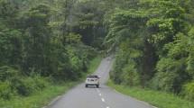 Development of Trans Maluku Road in Seram Island