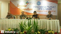 Discussion Media Indonesia Technology Forum (ITF)