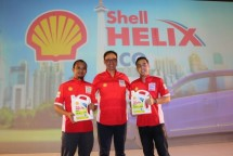 Shell Lubricants officially launched the four-wheeled Shell Helix Eco engine lubricant product exclusively for the Indonesian market on Tuesday (05/06) in Jakarta.