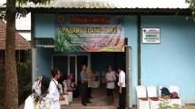 Pasar lelang cabai di Malang, Jawa Timur