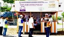 Kementerian Pekerjaan Umum dan Perumahan Rakyat (PUPR) menyiagakan 588 Posko Sapta Taruna yang tersebar di seluruh Indonesia untuk memberikan pelayanan aman dan nyaman dalam musim mudik lebaran 2018.(Dok: Kementerian PUPR)