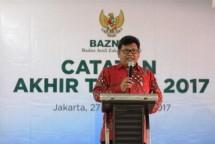 Deputi BAZNAS, Arifin Purwakananta (Foto Nina)