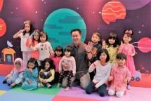 Fasilitas Daycare yang disediakan Indosat Ooredoo selama liburan (Dok Industry.co.id)