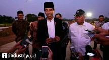 President Joko Widodo and Minister Basuki reviewed the progress of the Gempas Toll