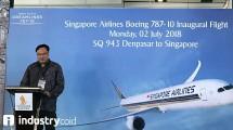 Singapore Airlines Event