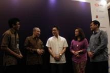 Dukungan HSBC-PSF-SU dalam International Conference di Bali