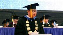 Rektor President University, Dr. Jony Oktavian Haryanto (Reza)