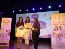 Jumpa pers kampanye #1000HariPerlindungan pada anak bersama Sleek Baby, di Djakarta Theater XXI (23/7). (Dina Astria/Industry.co.id)