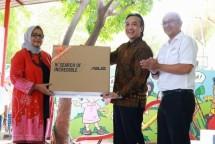 Bank Danamon dan Adira Finance Gelar Kegiatan CSR di Pasar Rakyat (Foto Dok Industry.co.id)