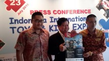 Indonesia Internasional Toys & Kids expo (Foto Kormen)
