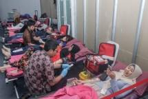 Donor darah Tupperware serentak se-Indonesia