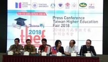 President University menjalin kerjasama dengan Taiwan Education Center (TEC) yang merupakan pusat informasi pendidikan Taiwan di Indonesia dalam rangka meningkatkan kualitas sumber daya manusia melalui insititusi pendidikan di negara Taiwan.