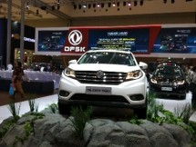 DFSK is present at GIIAS 2018 (Photo: Ridwan / Industry.co.id)