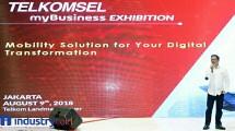 Telkomsel tawarkan Solusi Bisnis Lebih Efisiendan Efektifbagi Perusahaan di Era Digital