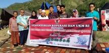 Kemenkop dan UKM Berikan Bantuan Bagi Penyuluh Koperasi Korban Gempa Lombok
