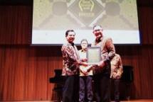BNI Syariah dapat award