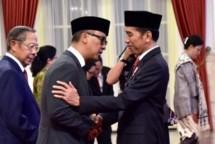 Presiden Jokowi dan Mensos Agus Gumiwang (Foto Setkab)