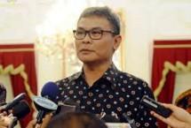 Johan Budi Staff Khusus Kepresidenan (Foto Setkab)