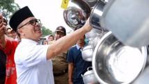 Regent Abdullah Azwar Anas Festival Dandang Sewu Banyuwangi