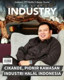 Cikande, Indonesian Halal Industrial Area (Photo Doc of Industry.co.id)