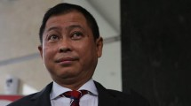 Minister of Energy and Human Resources Ignasius Jonan