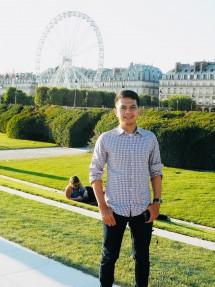 Harmawan Student of MBA President University