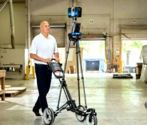 High-Accuracy Indoor Mobile Laser Scanner