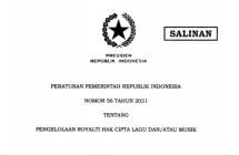 Regulation on Songs, Music Copyright Royalties Management