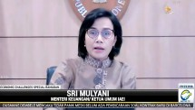 Minister of Finance Sri Mulyani