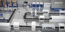 Singapore's leading autonomous mobile robot company SESTO Robotics (SESTO)